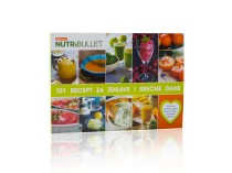 """Delimano Knjiga """"101 Nutribullet recept za zdrave i srećne dane"""""""
