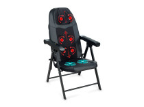WELLNEO FOLDABLE SHIATSU MASSAGE CHAIR
