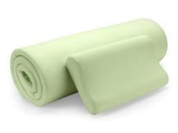 Dormeo prostirka 6 cm + jastuk Renew Eucalyptus