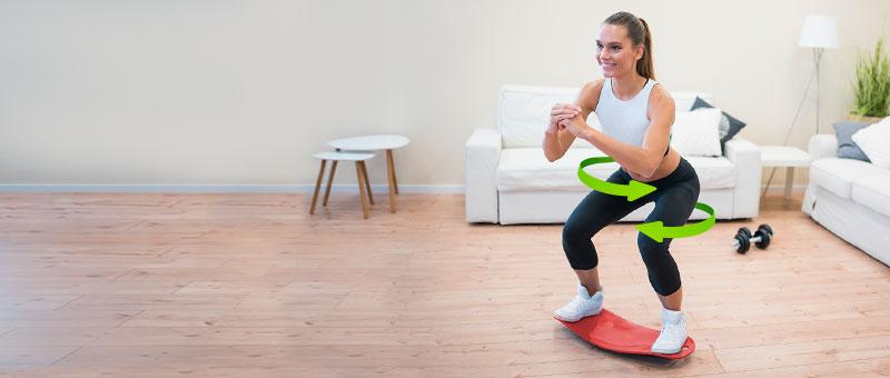 Gymbit Twist Board sprava za vežbanje uz POPUST!