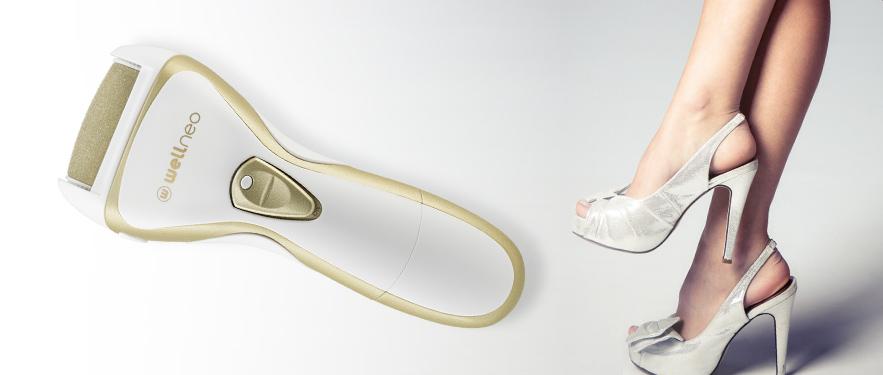 Električna turpija za negu stopala