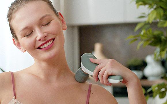 Wellneo Cordless Wand Massager Pro